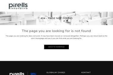 Pirells Innovative - Analiza Marketingowa Huta garwolińska