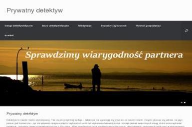 Prywatny detektyw PHU S.O.S. Piotr Degórski - Detektyw Poznań