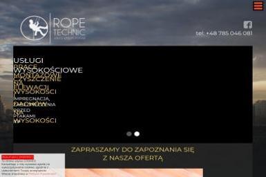 Rope Technic - Alpiniści Przemysłowi Katowice