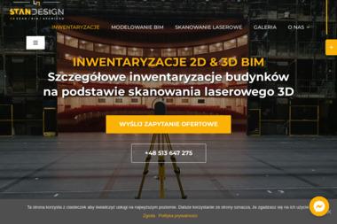 STAN DESIGN SP. Z O.O. Projekty budowlane w technologii BIM - Projekty Domów Mrągowo