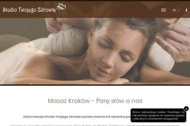 Studio Twojego Zdrowia Masaż Kraków - Masaż Kraków