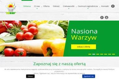 Przedsiębiorstwo Nasienne TORAF Leszek, Tomasz i Rafał Węgrzynowscy Spółka Jawna - Nasiona, cebulki Kujakowice Górne
