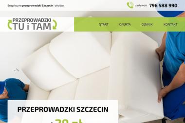 Przeprowadzki Tu i Tam - Przewóz Mebli Szczecin