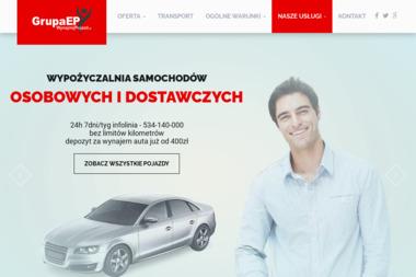 GrupaEP - Rent YOU - Wypożyczalnia samochodów Gorzów Wielkopolski