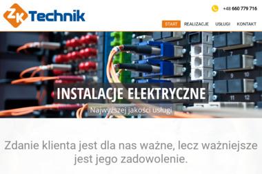 F.H.U. ZK Technik Zdeb Krzysztof - Automatyka, elektronika, urządzenia Alwernia