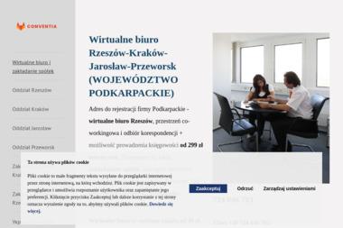 Conventia sp. z o.o. - Wirtualny Sekretariat Rzeszów