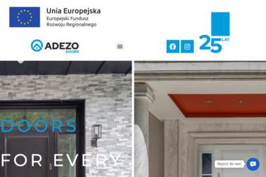 Adezo - Okna Aluminiowe Nowy Sącz