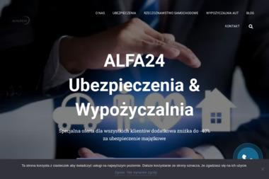 ALFA24 UBEZPIECZENIA WYPOŻYCZALNIA - Ubezpieczenia na życie Ostrołęka