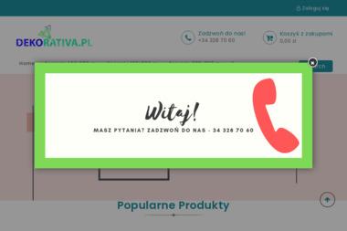 Dekorativa P.U.H.P. ARKFORM Arkadiusz Broniszewski - Wyposażenie sypialni Mykanów