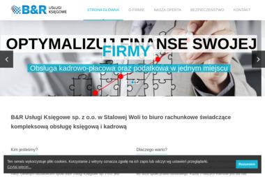 B&R Usługi Księgowe sp. Z o.o. - Porady księgowe Stalowa Wola