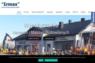 FHU ERMAX - Izolacja Fundamentów Ostrowiec Świętokrzyski