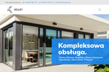 KELLER - Bramy Ogrodowa Łęczyca