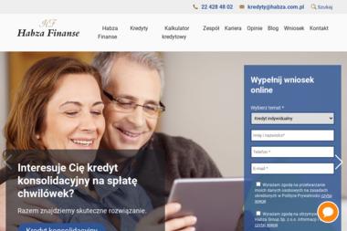 Habza Finanse - Kredyt na Dowód Warszawa