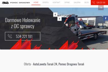 Pomoc Drogowa Toruń - Pomoc drogowa Toruń