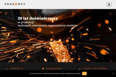 PROKOMET - Dla górnictwa i kopalnictwa Bielawa
