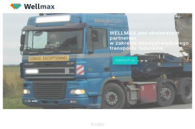 Wellmax Sp. z o.o. - Transport Ładunków Kraków