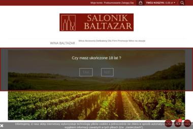 Salonik Baltazar - Dostawcy artykułów spożywczych Gdańsk