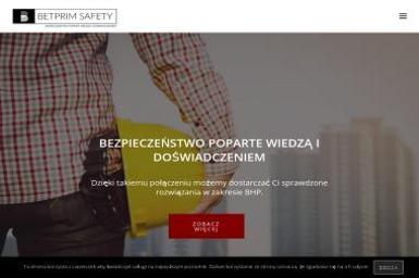 BETPRIM SAFETY DARIUSZ PAWEŁCZYK - Kształcenie Zawodowe Aleksandrów Łódzki