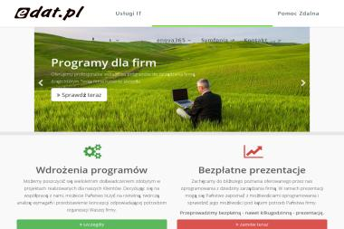 edat.pl Ewa Ficoń - Systemy ERP Kielce