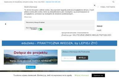 edu2eko sp. z o.o. - Agencja interaktywna Żywiec