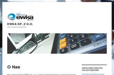 Ewka Sp zoo - Prowadzenie Księgi Przychodów i Rozchodów Kowalewo Pomorskie