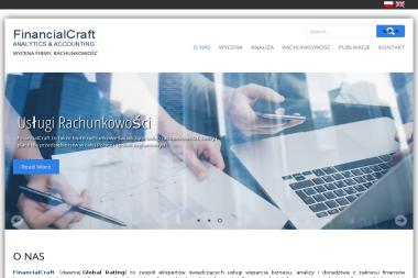 FinancialCraft - Firma konsultingowa Warszawa
