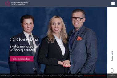 Adwokat Aleksandra Gaczek Kancelaria Adwokacka - Kancelaria Adwokacka Katowice