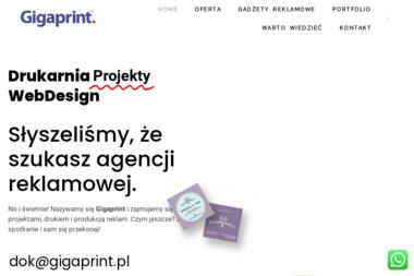 Gigaprint - Drukarnia Nowa Sól