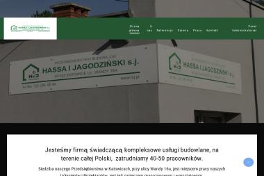 P.B Hassa i Jagodziński S.J - Murarz Katowice