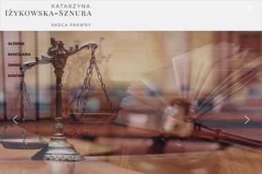 Kancelaria Radcy Prawnego Katarzyna Iżykowska-Sznura - Adwokat Opole