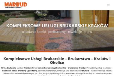 MARBUD Marcin Knot - Układanie kostki granitowej Kraków