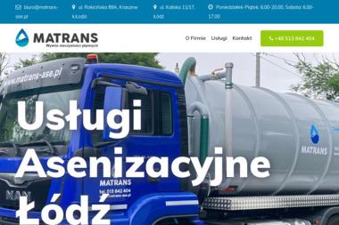 MATRANS - Przetwarzanie odpadów Andrespol