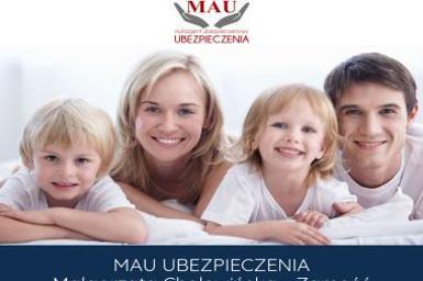 MAU UBEZPIECZENIA Małgorzata Cholewińska - Kredyt hipoteczny Zamość