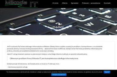 Sylwester Mikoda IT - Odzyskiwanie danych Bielsko-Biała