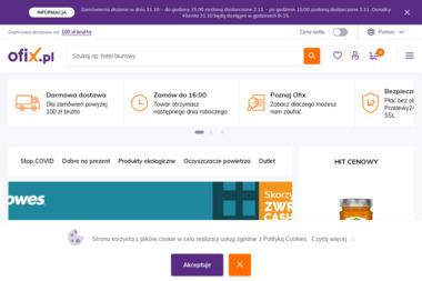 Ofix Lewandowski Sp. J. - Wyposażenie firmy i biura Suchy Las