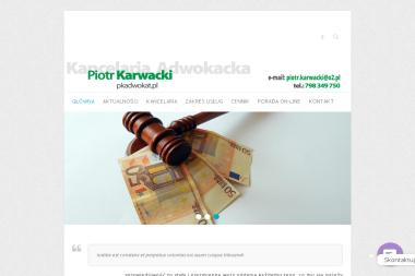 Kancelaria Adwokacka Adwokat Piotr Karwacki - Adwokat Chełm