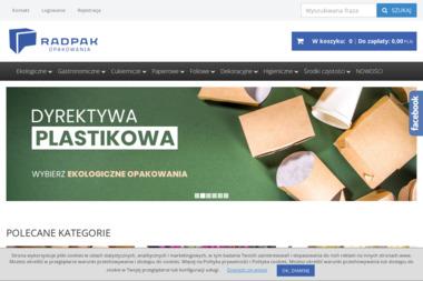 Radpak - Zaopatrzenie lokali Niepołomice