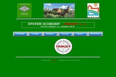 System Ochrony Target - Agencja ochrony Olsztyn