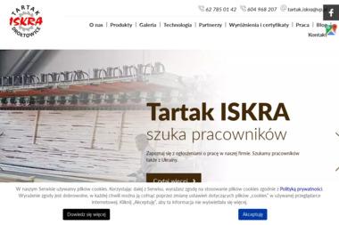 Zakład Stolarski Iskra Anna Smorawska - Tarcica budowlana Syców