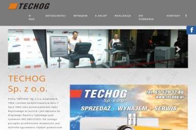 TECHOG Sp. z o.o. - Klimatyzacja Leszno
