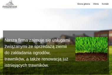 Firma Paszenda Karol Paszenda - Piasek Rybnik
