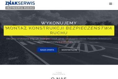 Znaksewis - Budowa dróg Warszawa
