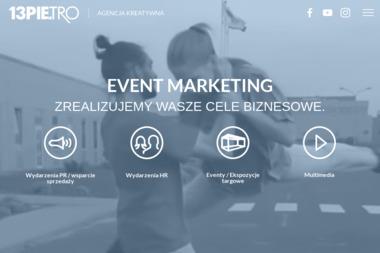 13Piętro - agencja kreatywna - Agencje Eventowe Wrocław