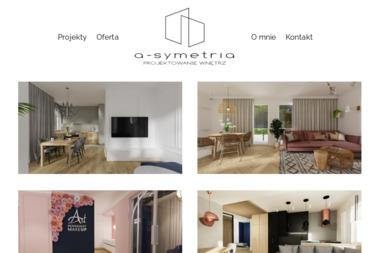 A-Symetria - Architekt wnętrz Szczecin
