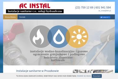 Centkowski A. Instalatorstwo sanitarne - Instalatorzy CO Pruszków
