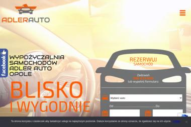ADLERAUTO - Wypożyczalnia samochodów Opole