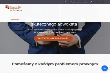 Kancelaria adwokacka Bergtraum - Adwokat Jelenia Góra