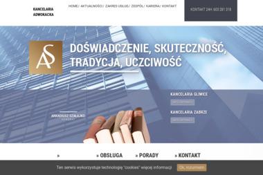 KANCELARIA ADWOKACKA ARKADIUSZ SZAŁAJKO ADWOKAT - Usługi Prawnicze Gliwice
