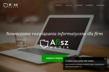 AfiszMedia - Portale internetowe Rzeszów
