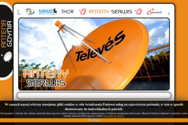Anteny Serwis - Wiesław Olczyk - Anteny Satelitarne Gdynia
